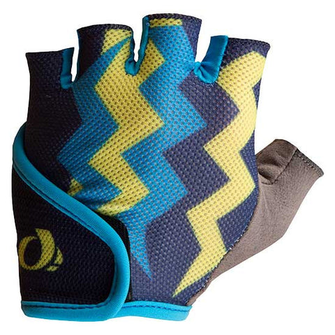 Pearl Izumi Bolt Blue Kids Select Gloves