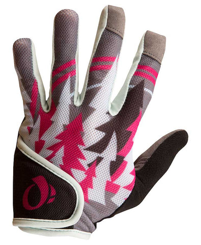 Pearl Izumi Treeline Steel Grey Junior MTB Gloves