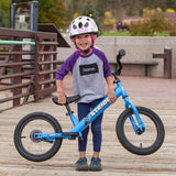Strider 14x Sport Balance Bike with Pedal Kit Lightweight Design