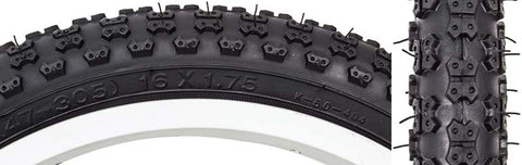 "Sunlite MX3 16"" Knobby Tire"