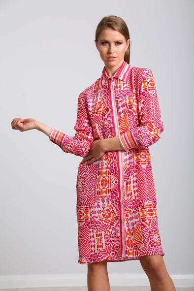 SHIRAZ - SHIRT DRESS
