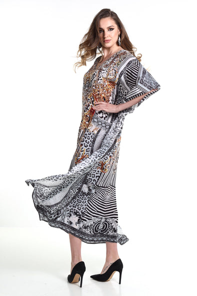 ZAFFARI - LONG KAFTAN