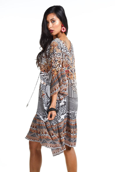 ZAFFARI - GYPSY DRESS