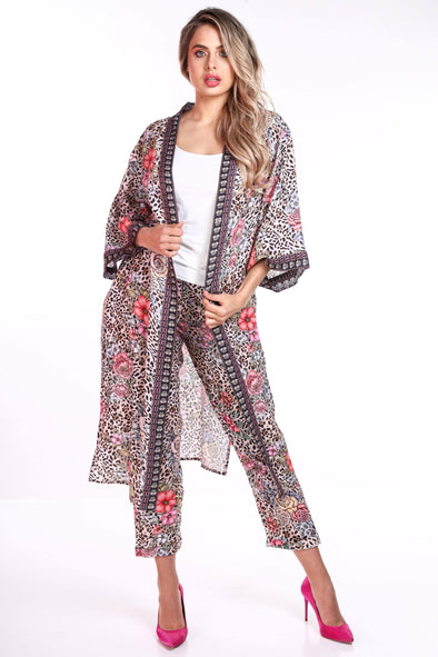 WILDERFLOWER - KIMONO SHRUG (Long)