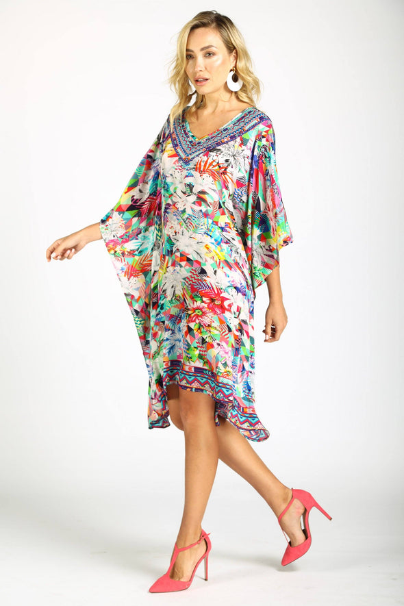 THE ARIA - SHORT KAFTAN