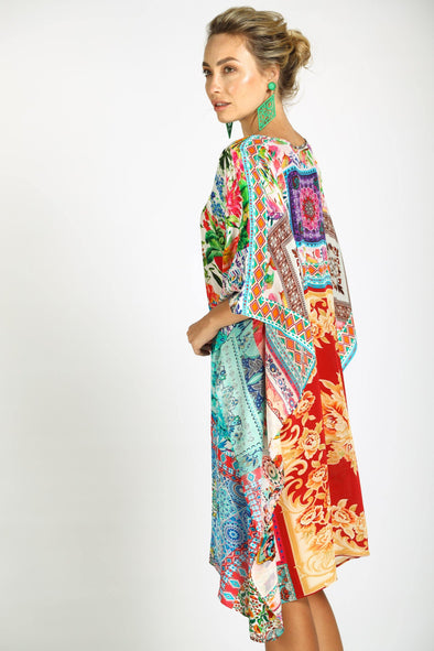DAMASCUS - SHORT KAFTAN