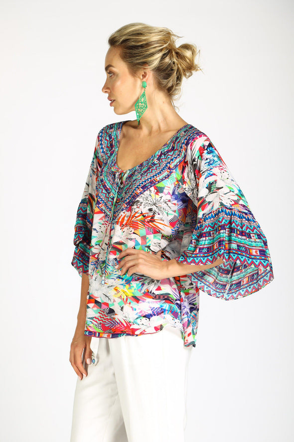 THE ARIA - GYPSY TUNIC