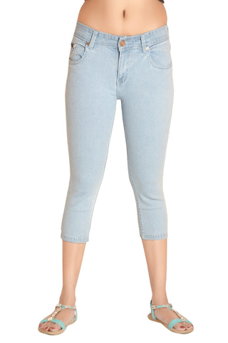 Clench Women's Capri