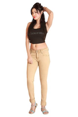 Clench Ladies Jeans