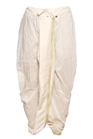 Bhartiya Paridhan Men's Ready To Wear Stitched Dhoti