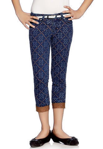Clench Girls Capri