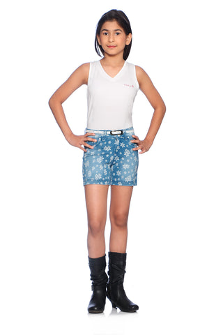 Clench Girls Shorts