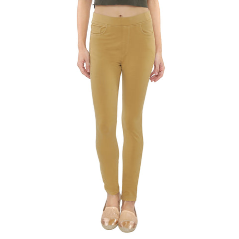 Clench Women's Full Length Cotton Jegging - Size 30