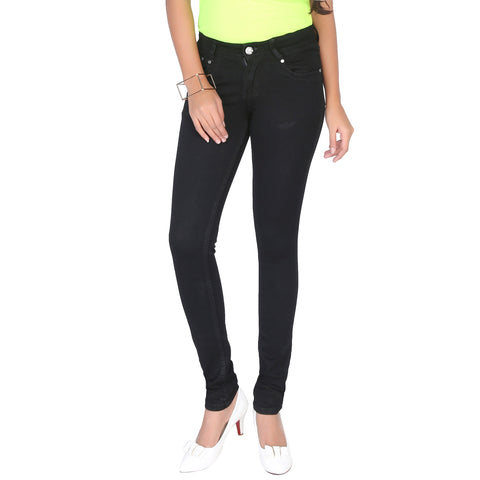 Clench Ladies Basic Jeans
