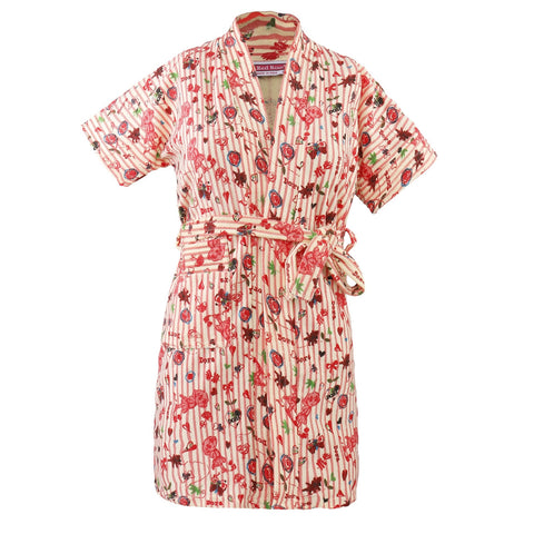 Trendy Bathrobes By Red Rose