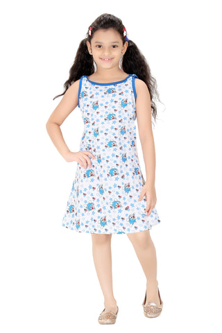 Girls Cotton Slip By Red Rose