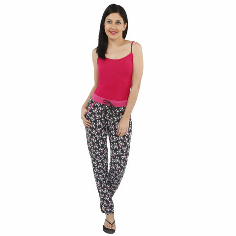 Ladies Trendy Track Pant By Red Ring