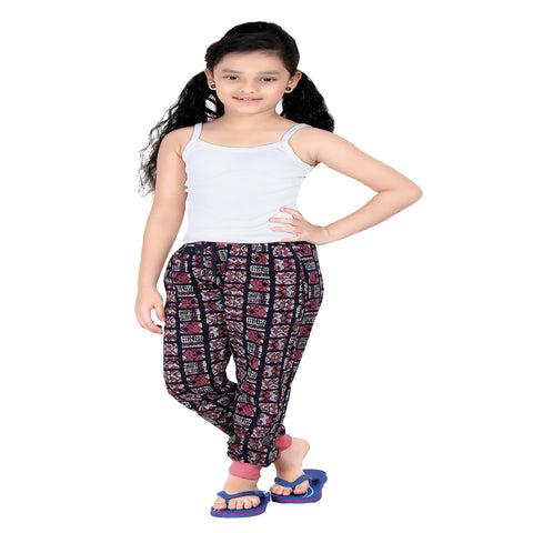 Girls Cotton Track Pant By Red Ring