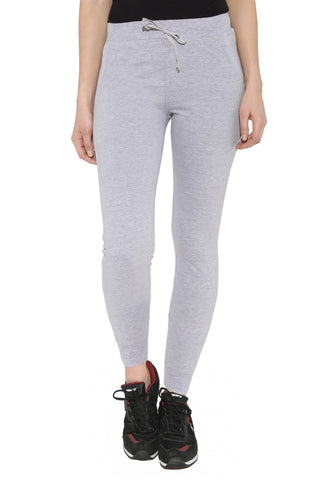 Red Ring Women's Cotton Ankle Length Track Pant