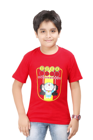 Boy's T-Shirt By Red Ring