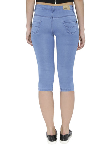 Studio 18 Women's Denim Capri