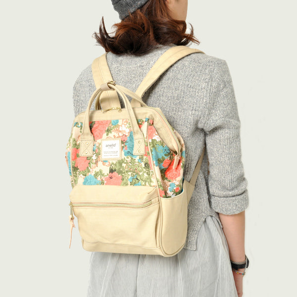 anello Backpack Mini AT-B0487 (Flower Natural)