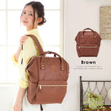 anello Backpack AT-B1211 (Brown)