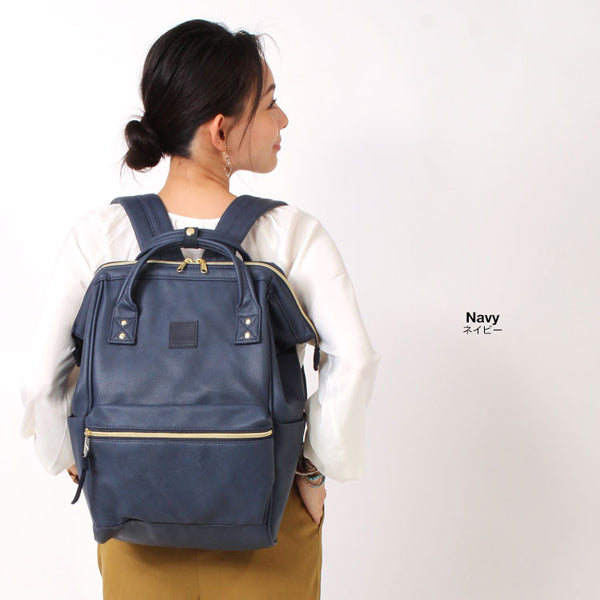 anello Backpack AT-B1211 (Navy)