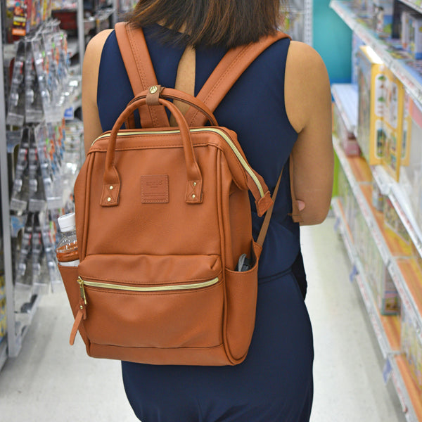 anello Backpack Mini AT-B1212 (Camel)