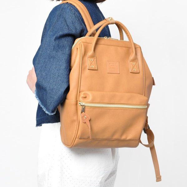 anello Backpack Mini AT-B1212 (Camel Beige)