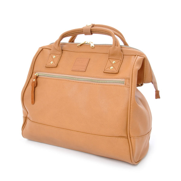 anello Boston 2-Way Shoulder Bag AT-H1022 (Camel Beige)