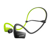 Anker SoundBuds Sport NB10 Bluetooth Earphones (Black/Green)
