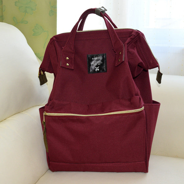 anello Backpack AT-B0193A (Wine)