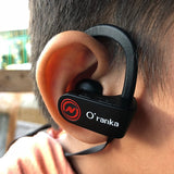 Oranka Q6 Bluetooth Earphones (IPX7 Water-Resistant)