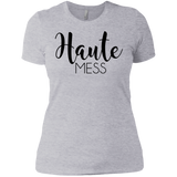 Haute Mess Ladies' Boyfriend Tee S-3XL