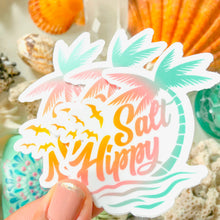 Load image into Gallery viewer, Salt Hippy Vinyl Sticker - Palm Trees