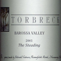 Torbreck The Steading Grenache Shiraz Mourvedre 2001 1.5L, Barossa Valley