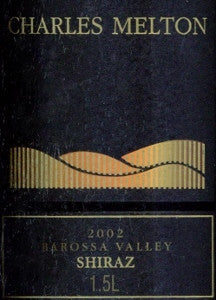 Charles Melton Shiraz 2002 1.5L, Barossa Valley
