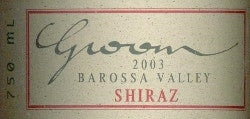 Groom Estate Shiraz 2003 750ml, Barossa Valley