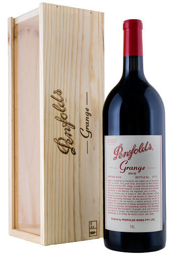 Penfolds Grange Shiraz 2004 1.5L, South Australia