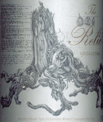 Standish The Relic Shiraz Viognier 2004 Double Magnum 3L, Barossa Valley