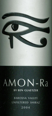 Glaetzer AMON-Ra Shiraz 2004 750ml, Barossa Valley