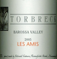 Torbreck Les Amis Grenache 2005 750ml, Barossa Valley