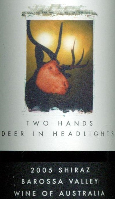 Two Hands Deer in Headlights Shiraz 2005 magnum 1500ml, Barossa Valley
