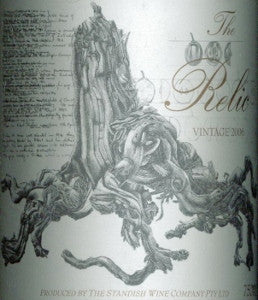 Standish The Relic Shiraz Viognier 2007 Double Magnum 3L, Barossa Valley
