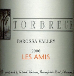 Torbreck Les Amis Grenache 2006 750ml, Barossa Valley