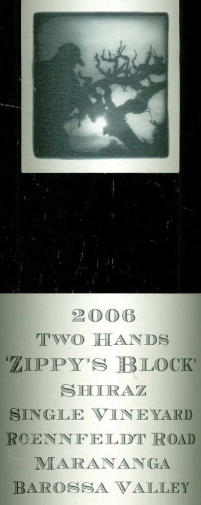 Two Hands Zippy's Block Shiraz 2006 Imperial 6L, Barossa Valley