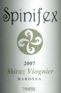Spinifex Shiraz Viognier 2007 750ml, Eden Valley