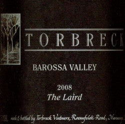 Torbreck The Laird Shiraz 2010 750ml, Barossa Valley