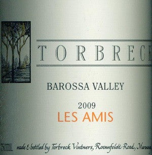 Torbreck Les Amis Grenache 2009 750ml, Barossa Valley